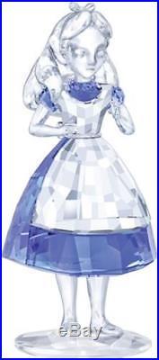 Swarovski Disney Alice In Wonderland & Cheshire Cat 5135884 5135885