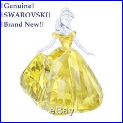 Swarovski Disney BELLE LE 2017 Color Crystal Figurine 5248590 NEW in Gift Box