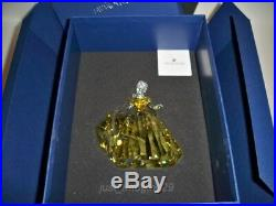 Swarovski Disney Belle & Enchanted Rose From Beauty And The Beast Bnib