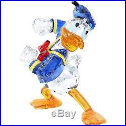 Swarovski Disney Crystal Figurine DONALD DUCK 5063676 New