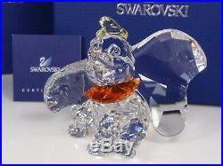 Swarovski Disney Dumbo 2011 MIB #1052873