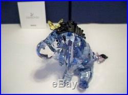 Swarovski Disney Eeyore 1142842 Winnie The Pooh & Pals Character Bnib Coa