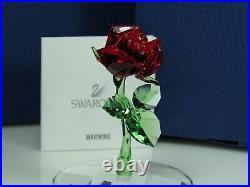 Swarovski Disney Enchanted Rose MIB #5230478