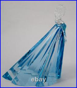 Swarovski Disney Frozen ELSA Crystal Figurine NIB Retired 2016 L@@K