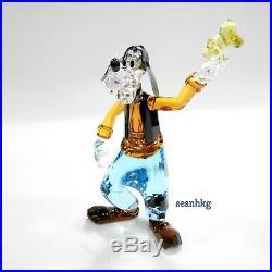Swarovski Disney Goofy, Crystal Authentic MIB 5301576
