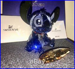 Swarovski Disney Ltd 2012 Stitch Experiment 626 Pieces Worldwide 1132553