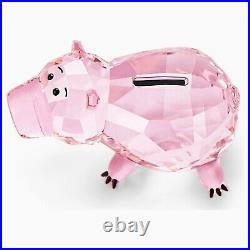 Swarovski Disney Pixar Toy Story Hamm Pink Pig Animal Crystal Figurine 5489727