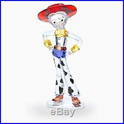Swarovski Disney Pixar Toy Story Jessie Cowgirl Doll Crystal Figurine 5492686
