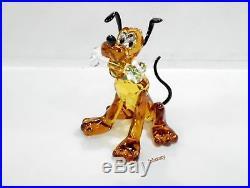 Swarovski Disney Pluto, Dog Crystal Authentic MIB 5301577