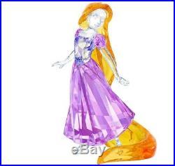 Swarovski Disney Rapunzel Limited Edition 2018 Crystal Authentic MIB 5301564