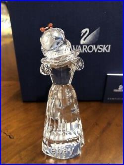Swarovski Disney Snow White Retired 2011 Mib #994881