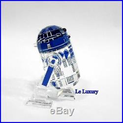 Swarovski Disney Star Wars R2-D2, Crystal Authentic MIB 5301533