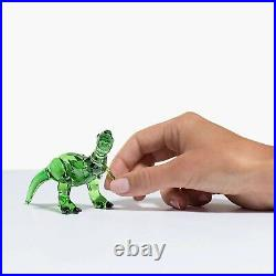 Swarovski Disney Toy Story Rex Green Friendly Dinosaur Crystal Figurine 5492734