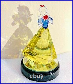 Swarovski Disney princess Snow White Limited Edition Crystal Figurine 5418858