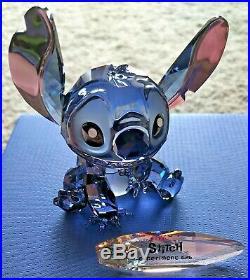 Swarovski Disneys Stitch / Experiment 626 Ltd Edition 2012 / Rare NIB