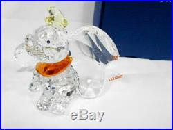 Swarovski Dumbo, Disney Elephant Lt. Ed 2011 Crystal Figurine Authentic 1052873