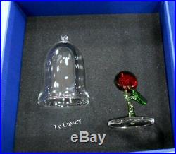 Swarovski Enchanted Rose, Disney collectors Crystal Authentic MIB 5230478