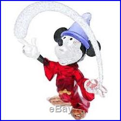 Swarovski Figurine Disney 2014 Annual Edition Mickey Sorcerer 5004740