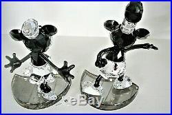 Swarovski Figurine Disney Steamboat Willie, Mickey & Minnie 1142826