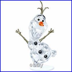 Swarovski Figurine Frozen 380 Facets Clear Crystal Olaf 5135880