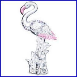 Swarovski Flamingo, Bird Crystal Figurine Authentic MIB 289733