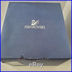 Swarovski Flamingo Retired (7670 NR 000 003) Figure withOriginal Boxes and COA