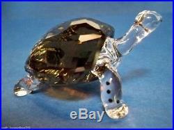 Swarovski Galapagos Tortoise Retired 995036 Scs Special Events Piece Bnib