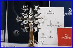 Swarovski Gold Christmas / Xmas Tree Topper 632785
