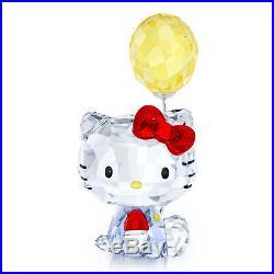 Swarovski Hello Kitty Balloon #5301578 Brand New In Box Bow Cute Free Shipping