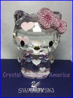 Swarovski Hello Kitty Hearts, Limited Edition 2012. 1142934. MIB