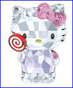 Swarovski Hello Kitty Lollipop, Japanese Crystal Authentic MIB 5269295