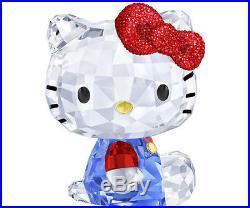 Swarovski Hello Kitty Red Bow #5135946 New in Original Box