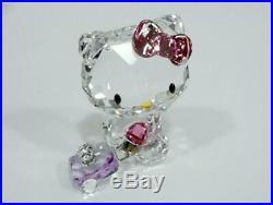 Swarovski Hello Kitty Traveller, Crystal Authentic MIB 5279082