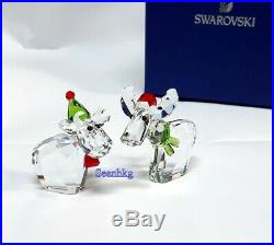Swarovski Holiday Mo & Ricci, Ann. Ed. 2020 Crystal Authentic MIB 5540695