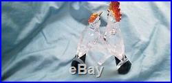 Swarovski Hoopoes, Tropic Bird Crystal Figurine Authentic #925080 4 x 3.5