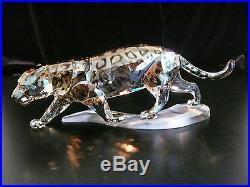 Swarovski Jaguar Crystal Golden Shine