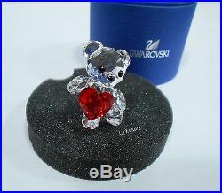 Swarovski Kris Bear A Heart for You, Crystal Authentic MIB 5265310