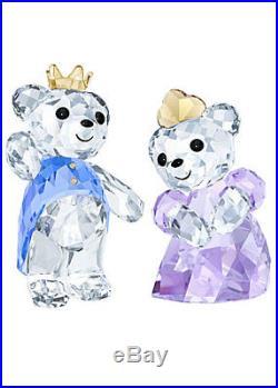 Swarovski Kris Bear Prince & Princess # 5301569 New 2018 and