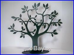 Swarovski Large Tree Display For Crystal Paradise Birds & Parrots 296017 Mib