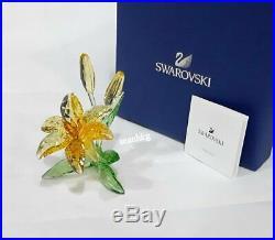 Swarovski Lily, Flower Crystal Authentic MIB 5371641