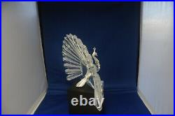 Swarovski Limited Edition Peacock Mint In Box
