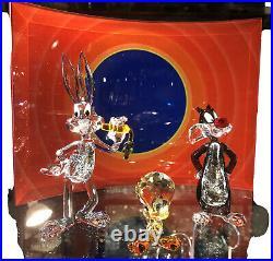 Swarovski Looney Tunes Crystal Display