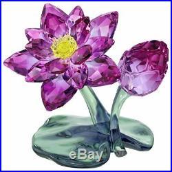 Swarovski Lotus, Flower Crystal Authentic MIB 5275716