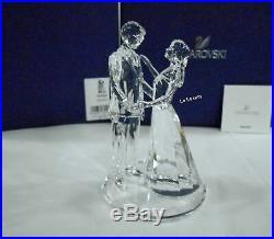 Swarovski Love Couple, Crystal Authentic MIB 5264503