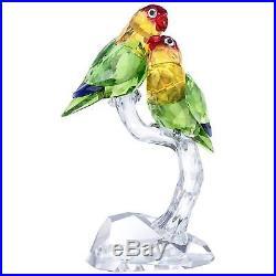 Swarovski Lovebirds, Crystal Authentic MIB 5379552