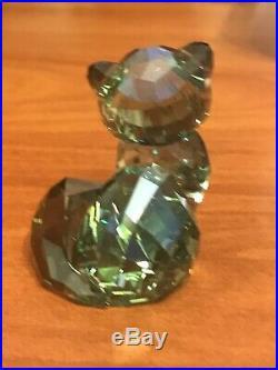 Swarovski Lovlots Collection Crystal Figurine, Cat Andy #1119923