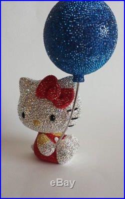 Swarovski MYRIAD HELLO KITTY withBALLOON LImited Edition 2014 #5043901