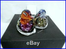 Swarovski Mandarin Ducks, Long-lasting love Crystal Authentic MIB 5265586