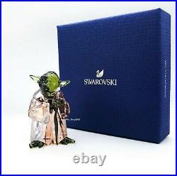 Swarovski Master Yoda Star Wars 5393456
