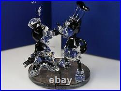 Swarovski Mickey Minnie Disney Steamboat Willie Limited 2013 1142826